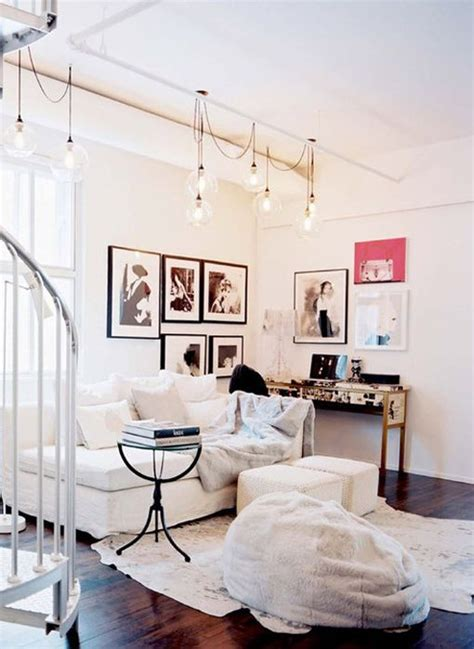 how to decorate with white lights