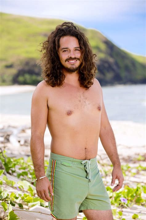 Ozzy Lusth - Survivor - Reality TV World