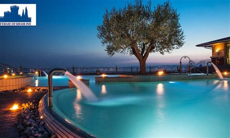 Ingresso Terme Di Sirmione by Aquaria Thermal Spa A Sirmione Groupon