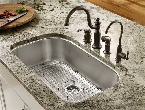 which side is water on a sink wshg net everything and the kitchen sink plumbing