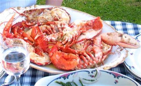 comment cuisiner le homard cuit surgelé comment cuisiner homard cuit