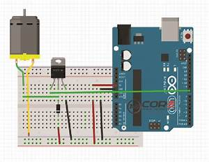 Wiring Mosfet To Arduino Driving Bigger Loads