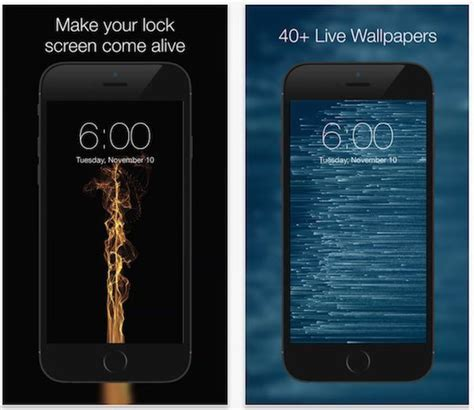 Live Wallpapers Iphone Group (40