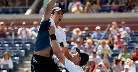 bryan brothers win   open doubles title