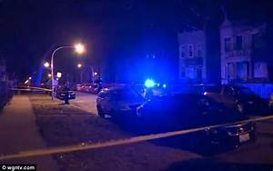 Four teenagers shot while sitting on a porch on Chicago's ...