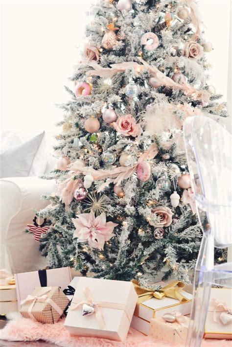 arboles de navidad en carrefour arboles de navidad decorados 2018 2019 80 im 225 genes y tendencias