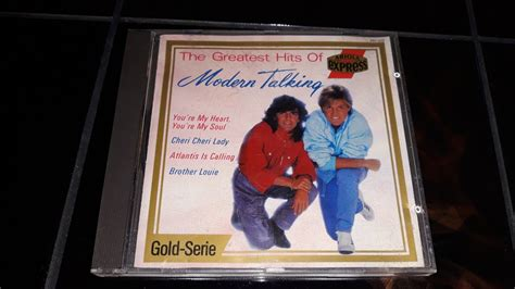 As early as 1989, de la soul was very vocally opposed to cliches in hip hop. MODERN TALKING GREATEST HITS ORIGINAL 1989 - Kupindo.com (50645401)