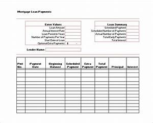 excel loan amortization template download amortization With car payment schedule template