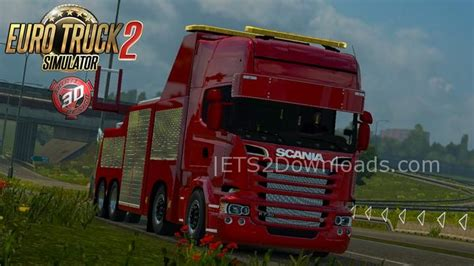 Clavicle Man Blog — Scania R730 Streamline Recovery V10