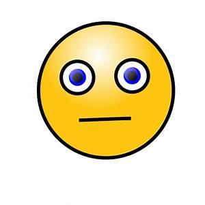 OnlineLabels Cl... Worried Face