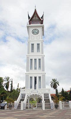 jam gadang wikipedia bahasa indonesia ensiklopedia bebas