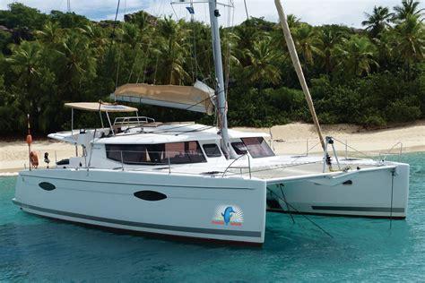 Frenk Catamaran Bvi by Crewed Catamaran Charter Vacations For 4 Guests