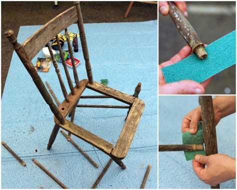 outdoor chair planter project garden therapy