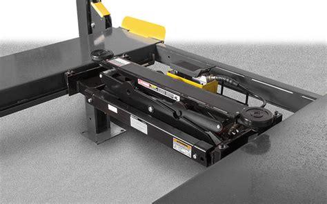 Bendpak Pair Of Rbj-4500 Rolling Bridge Jacks 4500 Lbs/each