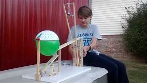 Rube Goldberg Project 7th Grade Science Project Youtube