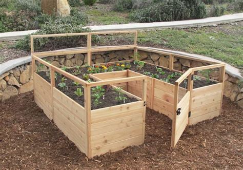 outdoor living today 8x8 raised garden bed epic
