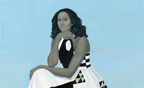 feel ambivalent  michelle obamas official