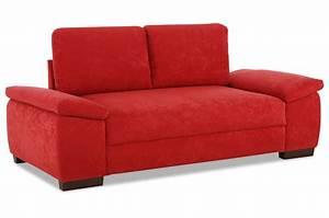 2er Sofa Rot : 2er sofa trinidad rot sofas zum halben preis ~ Markanthonyermac.com Haus und Dekorationen