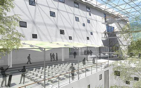 Neue Architekturfakultaet Der Hft In Stuttgart by Hft Stuttgart Aep Architekten Eggert Generalplaner Gmbh