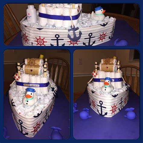 Diy Fishing Boat Diaper Cake 25 best ideas about boat diaper cake on pinterest