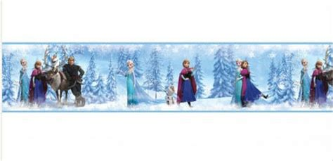 disney frozen princess wallpaper border   stick