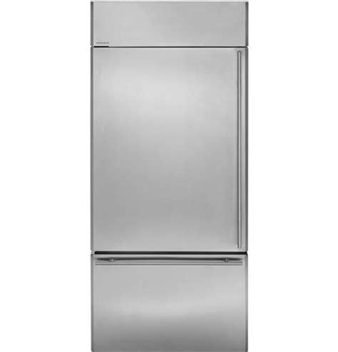 zicsnhlh monogram  built  bottom freezer