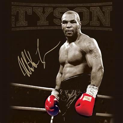 Tyson Mike Iphone Wallpapersafari Autographed Freeios7 Parallax