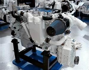 Cummins Qsb 5 9 Marine Diesel Propulsion Engine