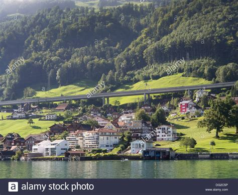 Boat Trips Lucerne Switzerland by Boat Trip On Lake Lucerne Switzerland Approaching