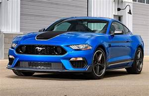 2021 Ford Mustang Mach 1 revealed, revives iconic name   PerformanceDrive