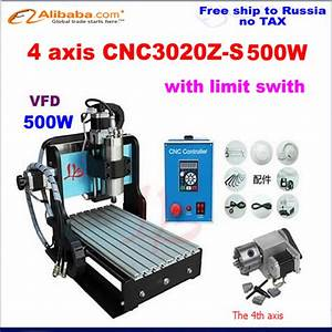 Russia free ship & No tax! micro cnc engraving machine