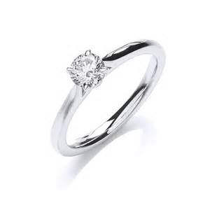 single engagement rings single brilliant cut engagement ring 0 40ct northumberland goldsmiths