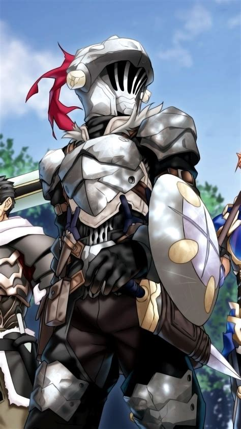Goblin slayer and the priestess were on a quest slaying goblins. The Goblin Cave Anime / Goblin Slayer Image #2438599 ...