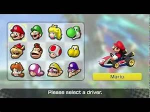 Mario Kart Wii U : mario kart 8 wii u new game demo youtube ~ Maxctalentgroup.com Avis de Voitures