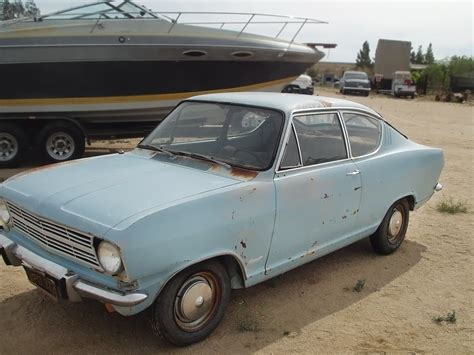 1966 opel kadett photos informations articles