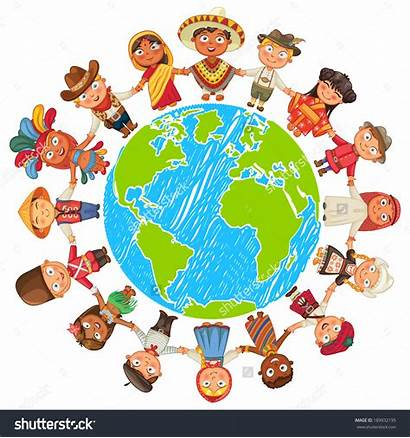 Cultural Team Synergy Global Intersecting Cultures Different