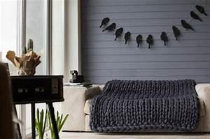 Chunky Knit Decke : gro e masche dicker strick im xxl format f rs zuhause the ~ Whattoseeinmadrid.com Haus und Dekorationen