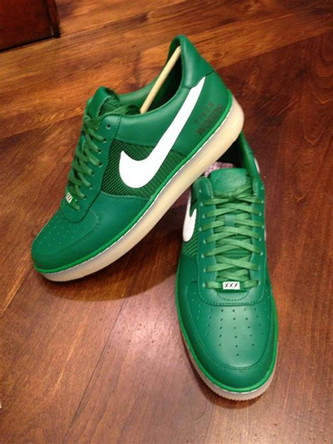 Nike Air Force 1 Downtown 'The Masters 2013' Tiger Woods ...