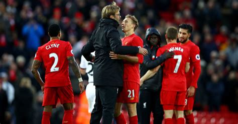 Liverpool Midfielder Hails 'Commitment' to Club But Admits ...