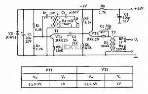 450 800hz Signal Generator Circuit Diagram Under