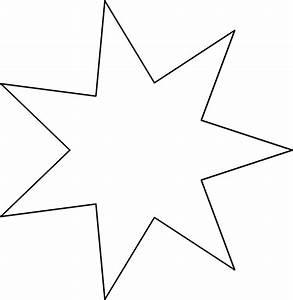 Comment Faire Une Etoile : comment dessiner etoile 7 branches ~ Nature-et-papiers.com Idées de Décoration