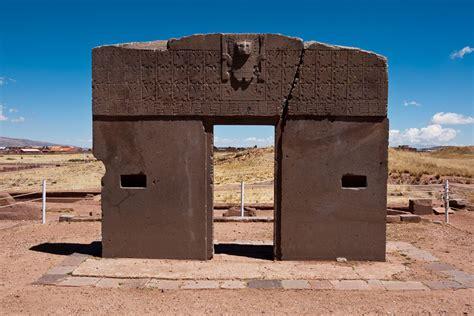 tiwanaku porte du soleil