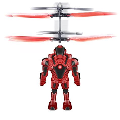 robot brigade space mini drone flying helicopter