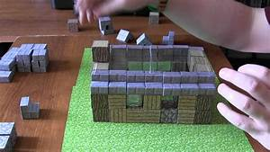 Real Life Minecraft: Time to Build - House - YouTube