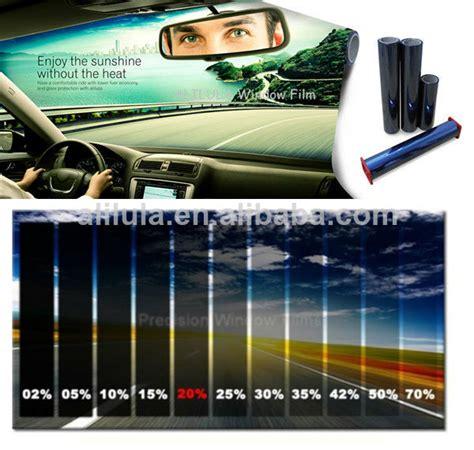 Car Window Tint Film Types