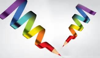 graphic design tutorials illustrator tutorial graphic design 3d logo pencil