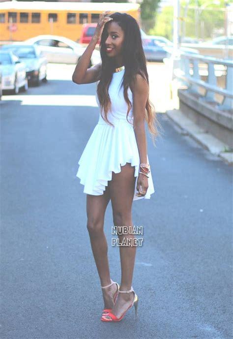 Cute Appetizing Black Treats Sexy Dark Skin Women Black Social Club Melanated People