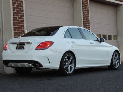 The sedan offers five trims, which include: 2015 Mercedes-Benz C-Class C 300 4MATIC Sport Stock # 022925 for sale near Edgewater Park, NJ ...