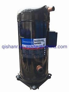 China Copeland Scroll Compressor Wiring Diagram Zr125kc  E