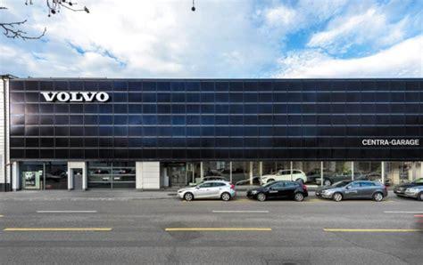 Volvogarage Basel  Solvatec De